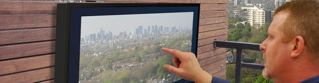 outdoor-touch-tv-screen