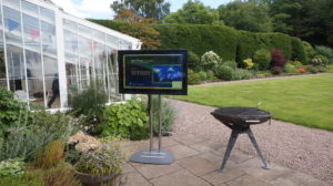 Aqualite Daily Mail Outdoor TV