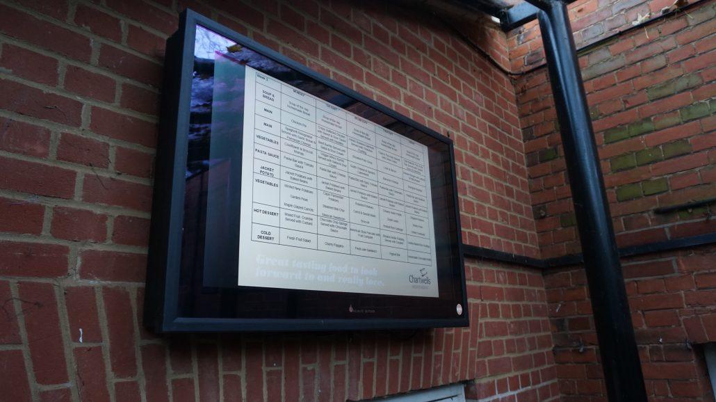Outdoor Tv Screen Waterproof Tv Displays