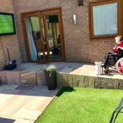Outdoor TV Screens For Patio & Back Garden