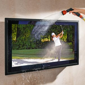 The Aqualite Outdoor Range Of Heavy Duty Waterproof Weatherproof Anti Glare Uhd Tv Display Screens Large Screen Led Billboards Touch Monitors And