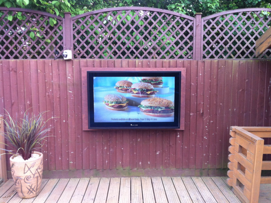 Domestic Amp Business Outdoor Tv Display Screen Monitor