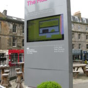 Extra Large TV Screen Billboards