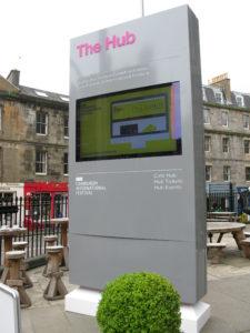 Outdoor Displays, Signs & Billboards