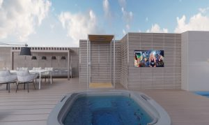 lowest costs, cheapest prices, best deals for outdoor tv screens