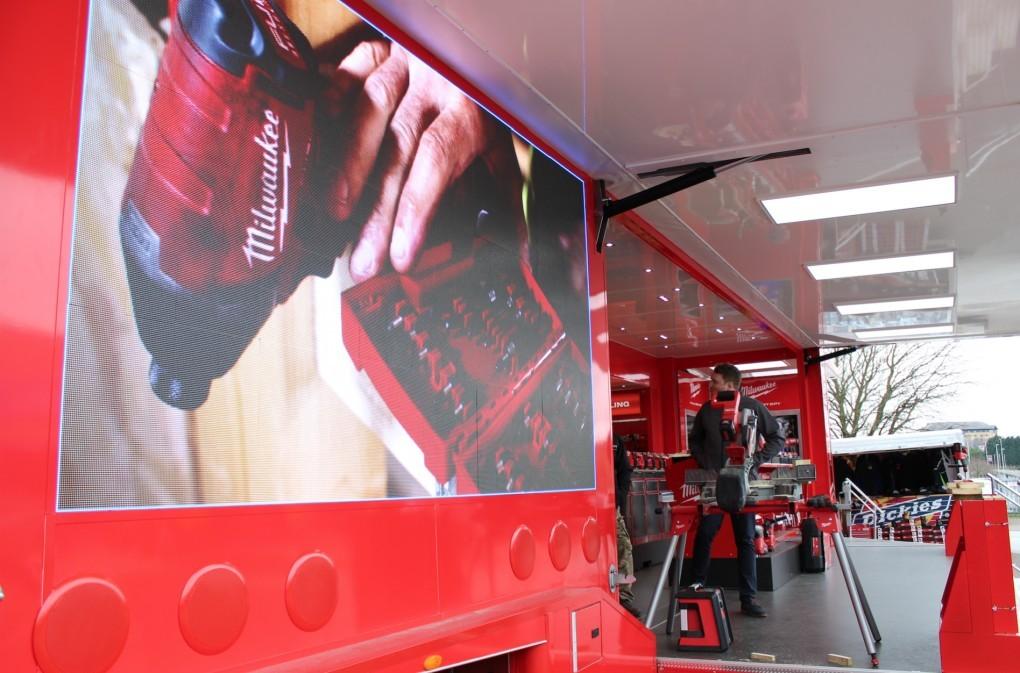 Customised Exhibition Units & Kiosks