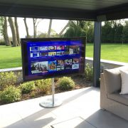 Aqualite Outdoor Screen Tv Advertising Displayonitors Are Available In Either High Brightness Or Standard And A Choice Of