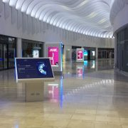 Anti Glare Indoor & Outdoor TV Screens - 02, London, UK